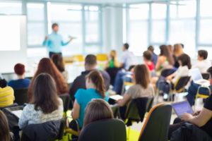 conhecimento em sala de aula
